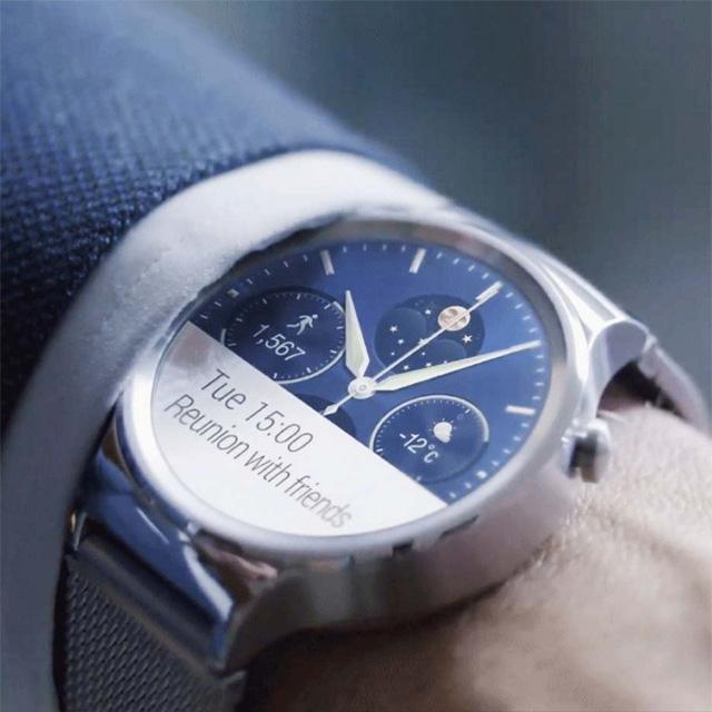 华为智能手表品牌形象片《以表率风范,赴十年之约》